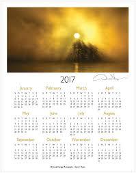 Amazon Com 2017 One Page Fine Art Nature Wall Calendar Spirit