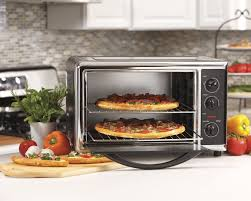 What To Use A Toaster Oven For Amazon Com Hamilton Beach Countertop Oven With Convection And