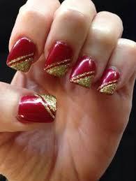 12 stunning christmas nail designs christmas colors creative