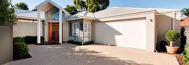house behind house developments perth house designs u0026 plans