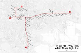 1 Light Second In Kilometers Addis Ababa Light Rail Wikipedia