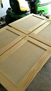 kitchen cabinets diy kitchen cabinet doors shaker make your own