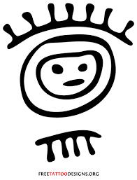 tribal taino tattoos
