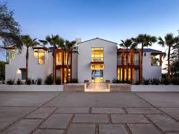 post modern contemporary oceanfront mansion in santa barbara