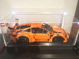 lego porsche box lego porsche gt3 rs w custom display case
