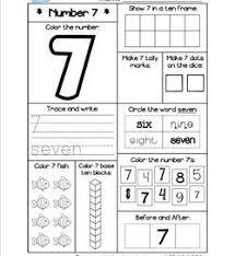 number worksheets for 0 20 kindergarten number worksheets