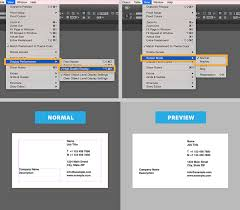 Job Title On Business Card Business Card Design In Indesign Adobe Indesign Cc Tutorials