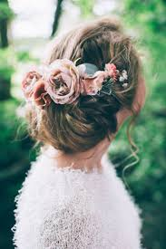 bridal flowers for hair best 25 bridal hair flowers ideas on flower hair