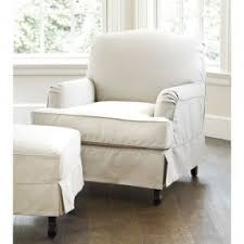 Slipcover Armchair Slipcovers For Club Chairs Foter