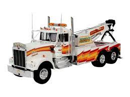 kenworth truck factory kenworth w900 wrecker tow truck toy for children youtube