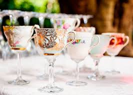 decorate your own tea cup make your own teacup wine glasses with this tutorial to make