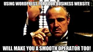 Meme Site - 5 reasons why your business website should operate in wordpress