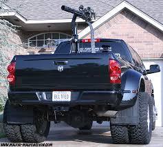 dodge cummins with stacks my gatling gun stack build dodge diesel diesel truck