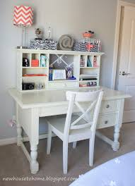 Landon Desk With Hutch by Desk For Girls Room Every Teenage Girl Needs A Place To Be