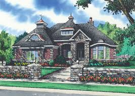 brick home design 1362 is now available houseplansblog