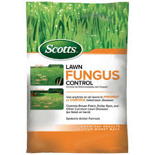 scotts 6 75 lb ready to use lawn fungus control 37605b the home