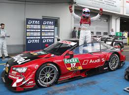 first audi miguel molina u0027s first audi rs 5 dtm win motrface
