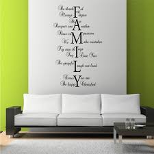 Love Life Quote by Family Love Life Wall Art Sticker Quote Room Decal Mural Transfer