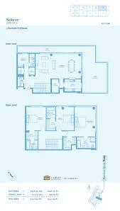 marina quays penthouse floor plans