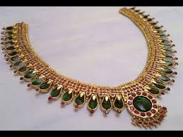 indian bridal necklace images South indian bridal necklaces designs bridal jewelry 2017 jpg