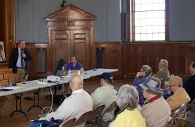 residents voice concerns on sewage rates by bill whelan