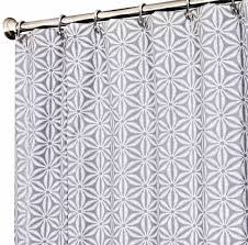 Gray Fabric Shower Curtain Fabric Shower Curtains In Our Fabric Or Yours