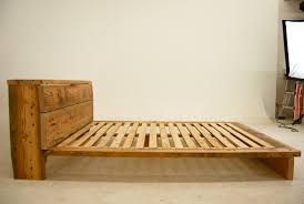 Wood Bed Designs 2012 Reason Furniture Design Modern Furniture With Salvaged Materials