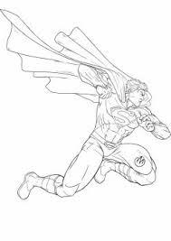 all super line art on superman art deviantart