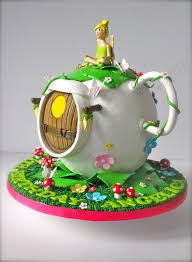 celebrate with cake fairy teapot cake