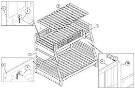 Bunk Bed Assembly Assembly Of Bunk Bed How To Assemble