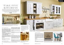 key looks for the kitchen in devon life magazine creamery kitchens