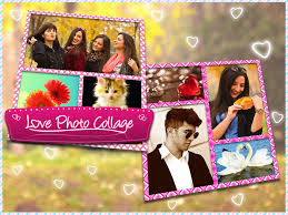 photo collage maker pic editor stitch your pics in girly