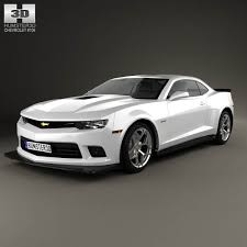 model camaro chevrolet camaro z28 coupe 2014 3d model hum3d