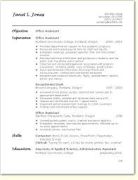 Resume Job Skills Examples by 6 Job Skills Examples For Resume Sample Resumes