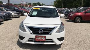 nissan versa key fob battery type used one owner 2016 nissan versa s plus chicago il western ave