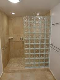 glass block bathroom ideas glass block shower wall search bathroom ideas