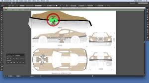 car wrapping design software how to design a vehicle wrap in illustrator