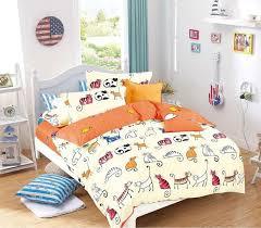 Orange King Size Duvet Covers Orange Bedding Sets King Bedding Bed Linen