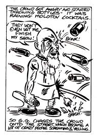 say no to drugs coloring pages gg allin u0027s last day on earth noisey
