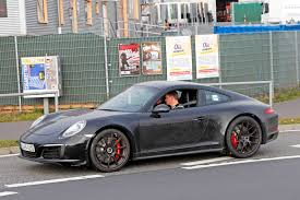 porsche gray the anti revolution porsche continues to evolve new 911 due in