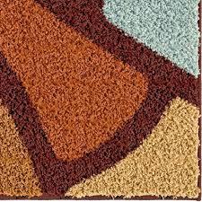 Multi Colored Shag Rug Rugs Area Rugs Carpet 8x10 Area Rug Shag Rugs Living Room Rugs