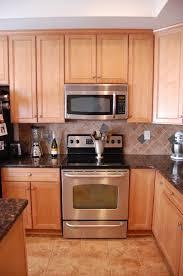 Backsplashes For The Kitchen Making Over A Renter U0027s Kitchen