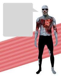 Dead Cowboy Halloween Costume Zombie Halloween Costumes Buycostumes