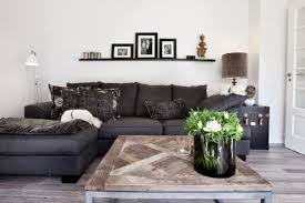 Eclectic Style Black And White Decorating In Eclectic Style With Industrial