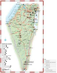 Dead Sea Map Maps Of The Negev U2013 Tourists In Israel