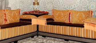 Banquette Marocaine Moderne by Indogate Com Decoration Maison Moderne Marocain E