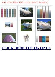 Rv Awning Replacement Fabric Rv Awning Replacement Fabric Used Rv Awning Replacement Fabric Rv