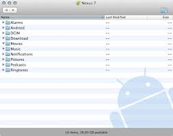 android file transfer dmg connect nexus 7 to mac osx mountain question defense
