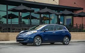 nissan leaf x 2015 breaking 30 kwh 2016 nissan leaf officially gets epa 107 mile
