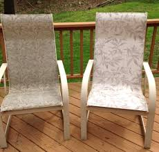 sling replacement outdoor patio furniture can enhance the look of